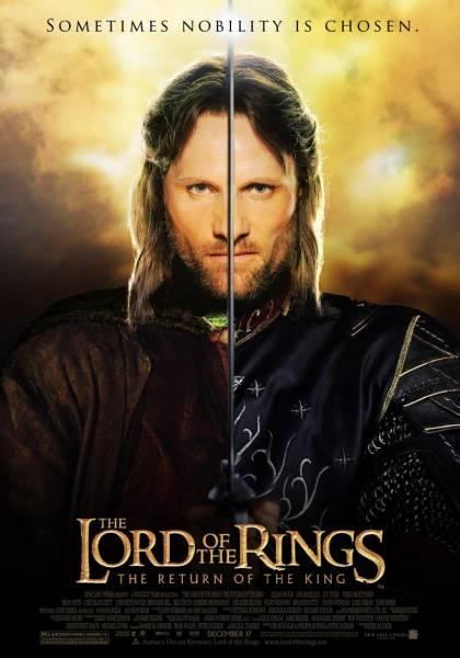 Властелин колец: Возвращение Короля смотреть онлайн