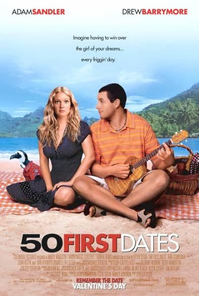 50 первых поцелуев смотреть онлайн