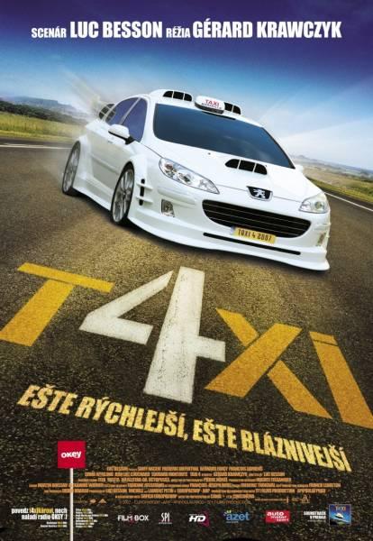 Такси 4 смотреть онлайн