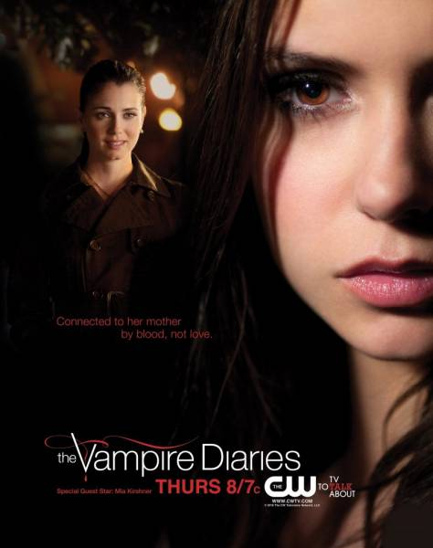 смотреть дневники вампира онлайн 4: